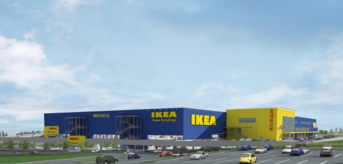Sí, Ikea realiza estudios de mercado para ingresar a México