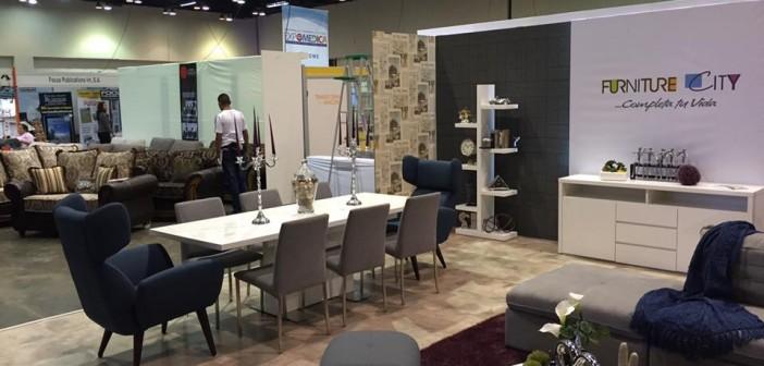 1ª Expo Mueble en Panamá con participación mexicana
