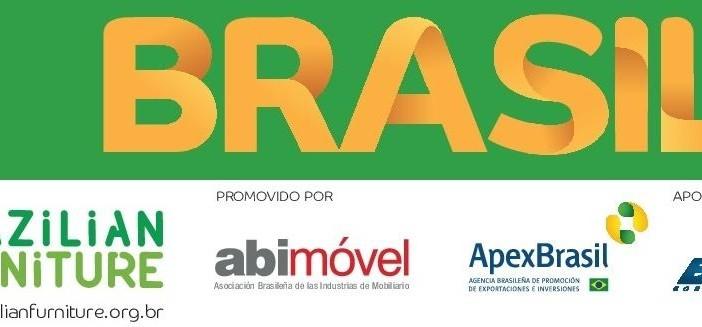 Industria Brasileña de muebles participa de la XXXVI Expo Mueble Internacional Invierno de Guadalajara