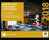 MAGNA EXPO MUEBLERA 2018 con nueva administración alemana
