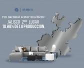 Sector del mueble en Jalisco; datos y expectativas 2018-2019