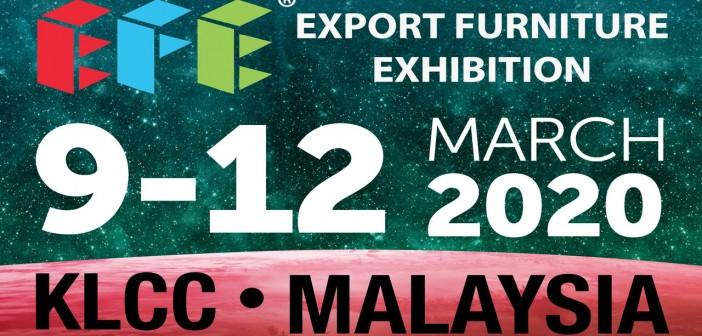 Export Furniture Exhibition –EFE- 2019 concluyó con éxito