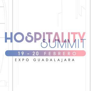 Hospitality Summit 19 – 20 Febrero en Guadalajara
