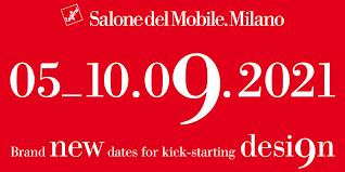 El Salone del Mobile 2021 sigue preparándose; 5-10 septiembre próximo