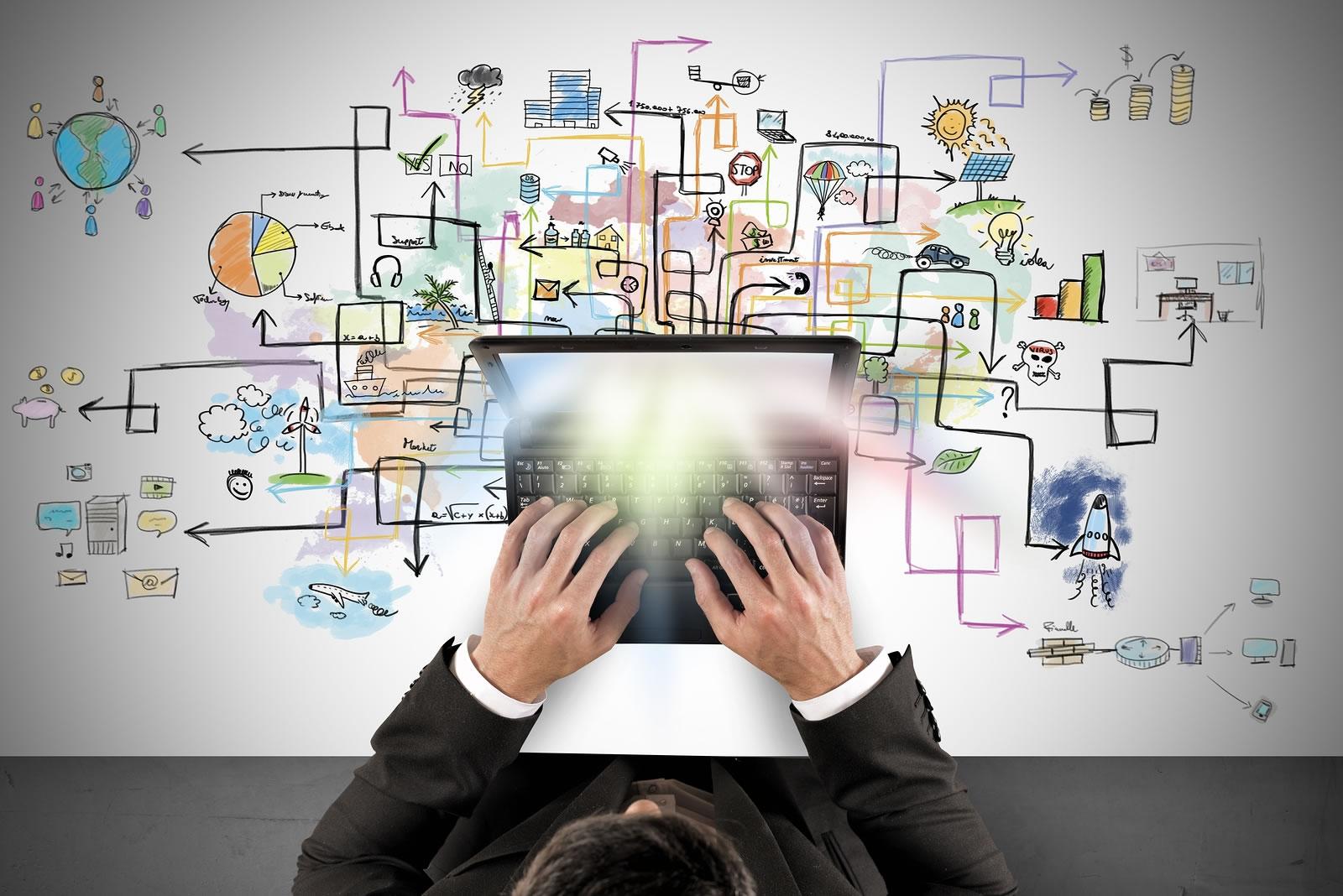 7 Estrategias Esenciales De Marketing Digital Para Su Negocio De  # Muebles Digitales