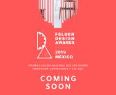 Felder Design Awards FDA´19, concurso de diseño de muebles e interiorismo