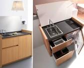 Micro apartamentos exigen muebles funcionales y acogedores