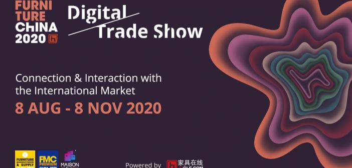 Furniture China 2020 se realizará según lo previsto con nuevos movimientos