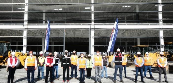 Avanzan trabajos en planta de Ikano; apertura sería en marzo 2021