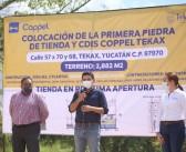 Coppel con nueva tienda y Cedis en Mérida