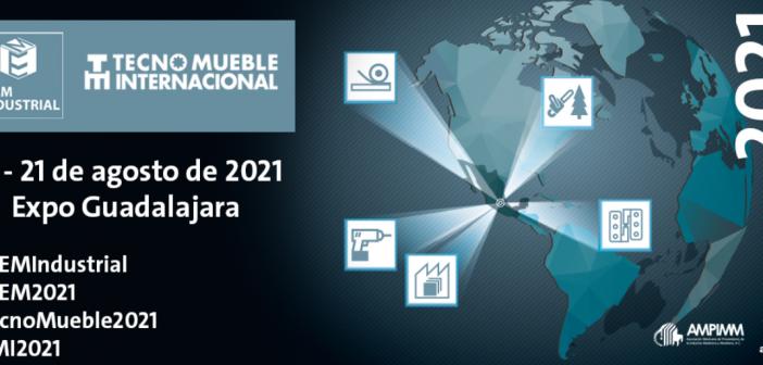 MEM Industrial – Tecno Mueble Internacional 2021 con Pre-Registro en línea